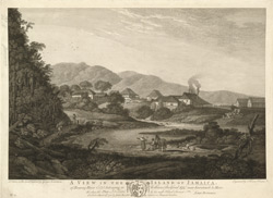 A View In The Island Of Jamaica, Of Roaring River Estate Belonging To William Beckford Esq. Near Savannah La Marr;